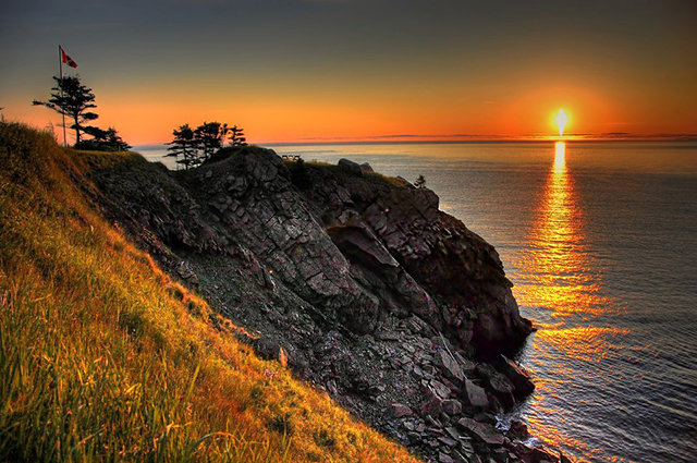 Meat Cove Campground Cape Breton Camping Bookings 902