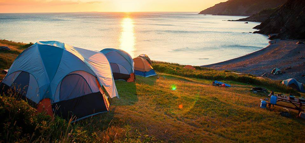 Meat Cove Campground - Camping in Cape Breton